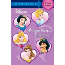 Princess Story Collection by Random House Disney, 9780736424868