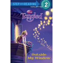 Tangled: Outside My Window by Melissa Lagonegro, 9780736426886