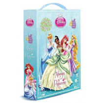 Disney Princess: Always a Princess Boxed Set by Andrea Posner-Sanchez, 9780736428484