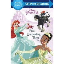 Five Enchanting Tales (Disney Princess) by Various, 9780736435185