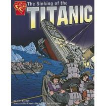 Sinking of the Titanic by ,Matt Doeden, 9780736852470