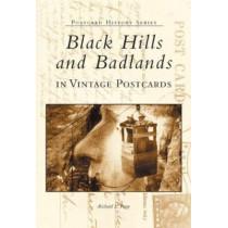 Black Hills and Badlands in Vintage Postcards by Richard L Popp, 9780738519647