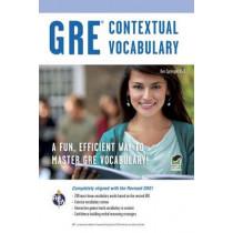 GRE Contextual Vocabulary by Dr Ken Springer, 9780738609034