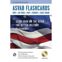 ASVAB Flashcard Book by Lisa Drucker, 9780738609089