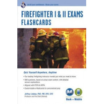 Firefighter I & II Exams Flashcard Book (Book + Online) by Jeffrey Lindsey, 9780738611310