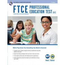 FTCE Professional Ed (083) Book + Online by Dr Erin Mander, 9780738611662