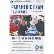 Paramedic Flashcard Book + Online by Jeffrey Lindsey, 9780738611778