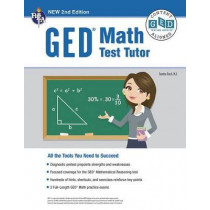 Ged(r) Math Test Tutor, 2nd Edition by MS Sandra Rush, 9780738612102