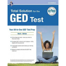 Ged(r) Total Solution, for the 2020 Ged(r) Test, 2nd Edition by Laurie Callihan, 9780738612171