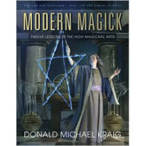 Modern Magick: Twelve Lessons in the High Magickal Arts by Donald Michael Kraig, 9780738715780