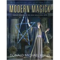 Modern Magick: Twelve Lessons in the High Magickal Arts by Donald Michael Kraig, 9780738715780