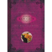 Samhain: Rituals, Recipes and Lore for Halloween by Diana Rajchel, 9780738742168