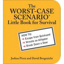 The Worst-Case Scenario Little Book for Survival by Joshua Piven, 9780740761768