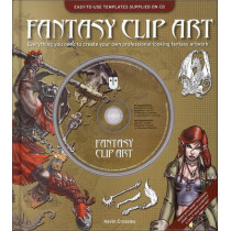 Fantasy Clip Art: Everything You Need to Create Your Own Professional-Looking Fantasy Artwork by Kevin Crossley, 9780740765520