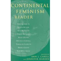 Continental Feminism Reader by Ann J. Cahill, 9780742523098