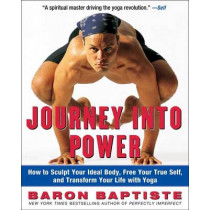 Journey into Power by Baron Baptiste, 9780743227827