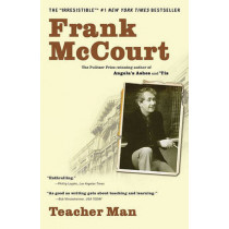 Teacher Man by Frank McCourt, 9780743243780
