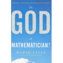 Is God a Mathematician? by Mario Livio, 9780743294065