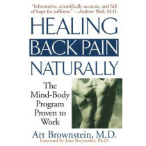 Healing Back Pain Naturally by Art Brownstein, 9780743424646