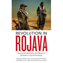 Revolution in Rojava: Democratic Autonomy and Women's Liberation in Syrian Kurdistan by Michael Knapp, 9780745336596