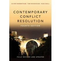 Contemporary Conflict Resolution by Oliver Ramsbotham, 9780745687223