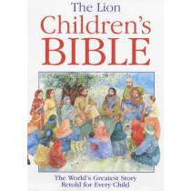 The Lion Children's Bible by Pat Alexander, 9780745919393
