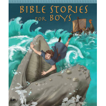 Bible Stories for Boys by Peter Martin, 9780745963709