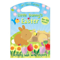My Carry-along Little Bunny's Easter by Christina Goodings, 9780745964409