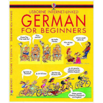 German for Beginners by Angela Wilkes, 9780746000564