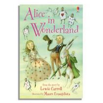 Alice In Wonderland by Lesley Sims, 9780746067819