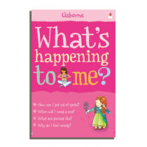 What's Happening To Me?: Girl, 9780746069950