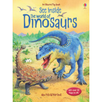 See Inside the World of Dinosaurs by Alex Frith, 9780746071588