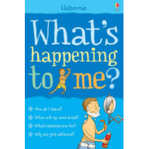 What's Happening To Me?: Boy by Alex Frith, 9780746076637