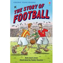 The Story Of Football by Rob Lloyd Jones, 9780746077085