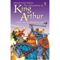 The Adventures Of King Arthur by Angela Wilkes, 9780746080566