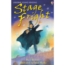 Stage Fright by Paul Stewart, 9780746080825
