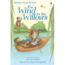 The Wind in the Willows by Lesley Sims, 9780746084403