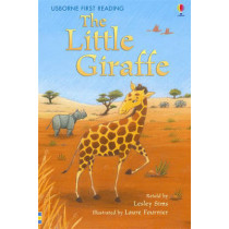 The Little Giraffe by Lesley Sims, 9780746085356