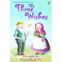 The Three Wishes by Lesley Sims, 9780746096697