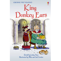 King Donkey Ears by Lesley Sims, 9780746096772