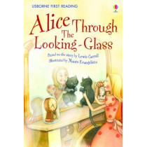 Alice Through the Looking Glass by Lesley Sims, 9780746096840