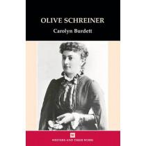Olive Schreiner by Carolyn Burdett, 9780746310939