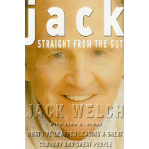 Jack by Jack Welch, 9780747249795