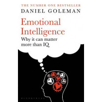 Emotional Intelligence: Why it Can Matter More Than IQ by Daniel Goleman, 9780747528302