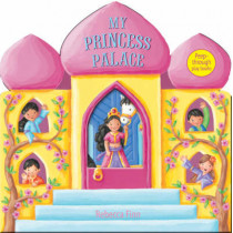 My Princess Palace: Peep-through Play Books by Smriti Prasadam, 9780747588085