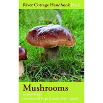 Mushrooms by John Wright, 9780747589327