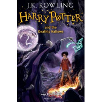 Harry Potter and the Deathly Hallows by J. K. Rowling, 9780747591085