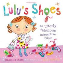 Lulu's Shoes by Camilla Reid, 9780747594031