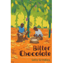 Bitter Chocolate by Sally Grindley, 9780747595021