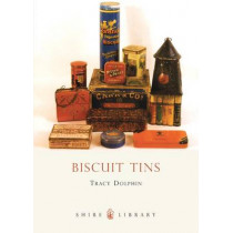 Biscuit Tins by Tracy Dolphin, 9780747804253